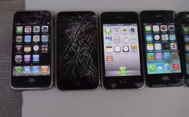 todos los iPhone