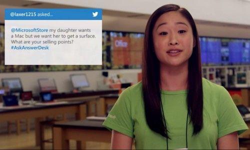 Microsoft explica por qué elegir una Surface Pro 3 y no un Mac