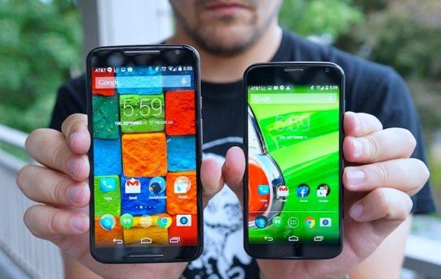 Android 5.0 beta para el Moto X
