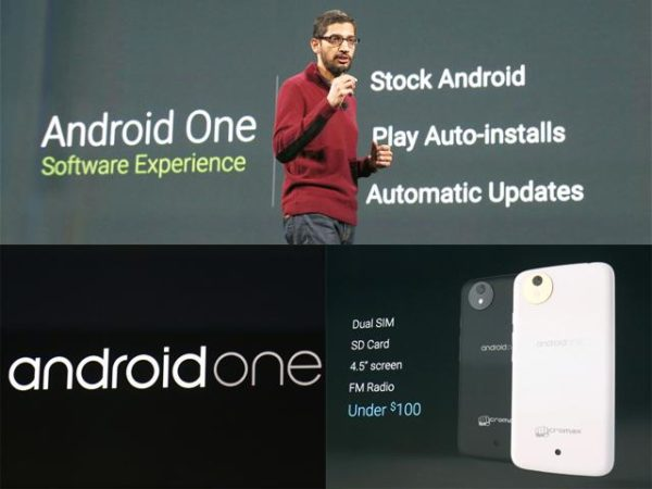 Android One no