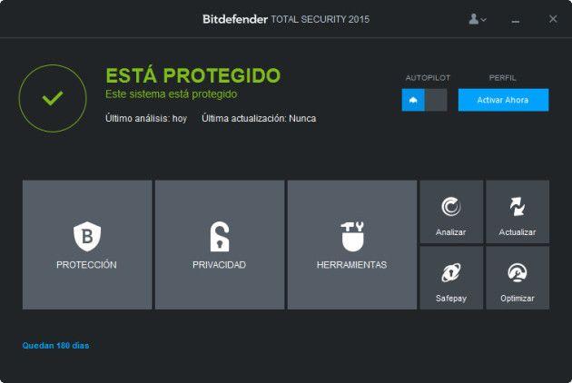 Bitdefender Total Security 2015 gratis