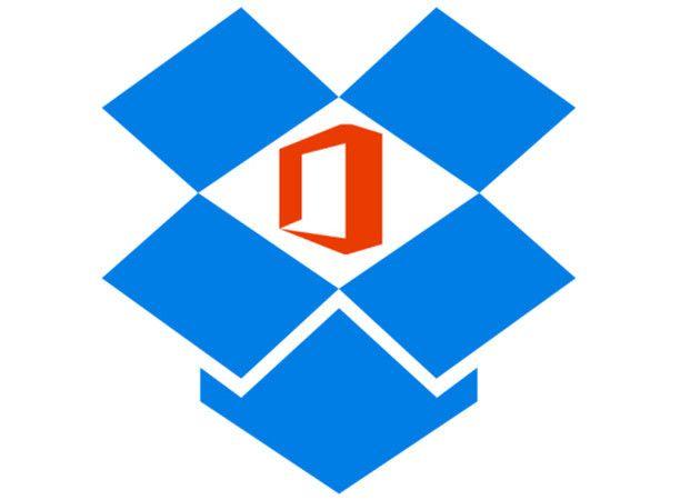 Dropbox y Microsoft Office