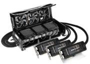 GIGABYTE sorprende con el GTX 980 WaterForce Tri-SLI