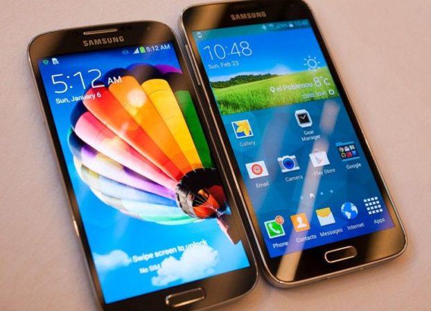 Galaxy S5 vende 4 millones