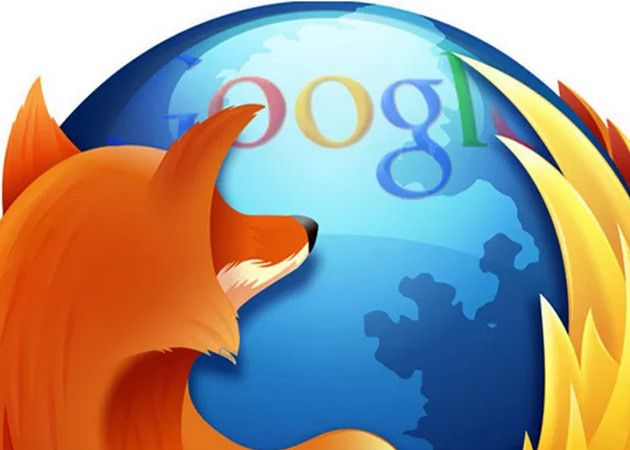 Firefox con Yahoo
