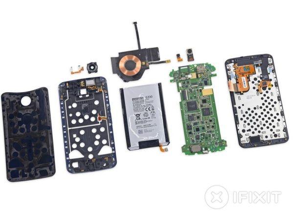 Nexus 6 cae en las manos de iFixit