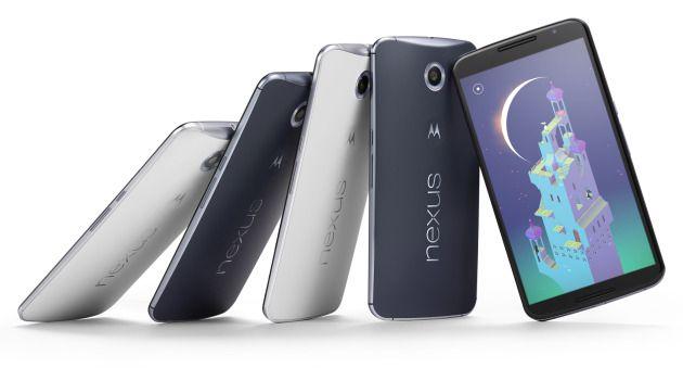 Nexus 6 esconde una luz LED