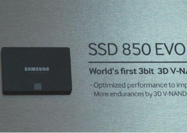 SSD 850 EVO