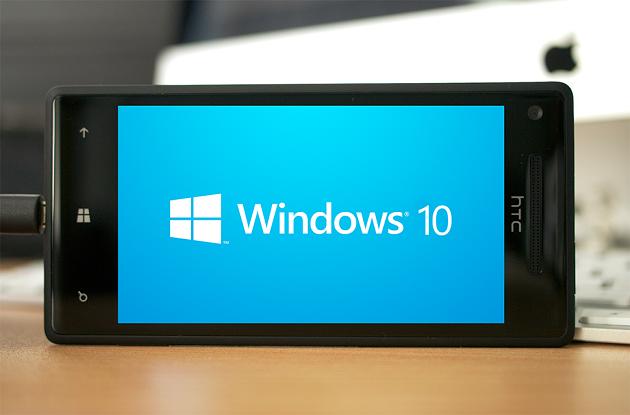 de Windows 10 for Phones