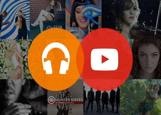 YouTube musical de pago