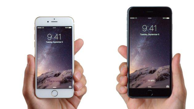 algunos iPhone 6 Plus