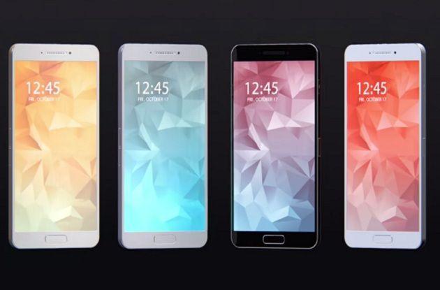 del Galaxy S6 2