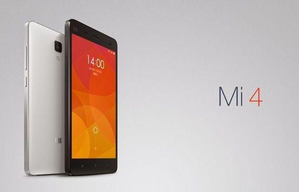 frontal del Xiaomi Mi5