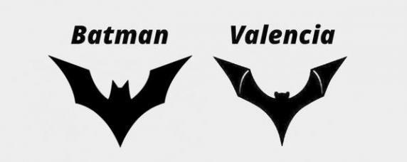 batman y valencia