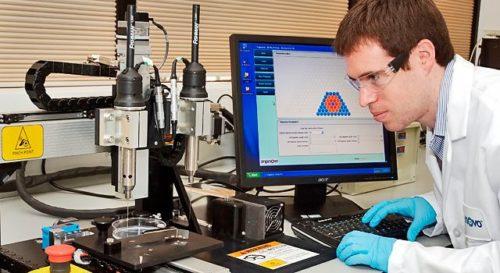 Servicio de impresión de tejidos humanos abre al público