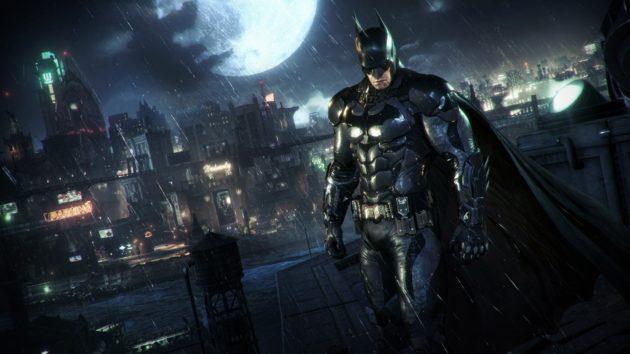juego real de Batman Arkham Knight