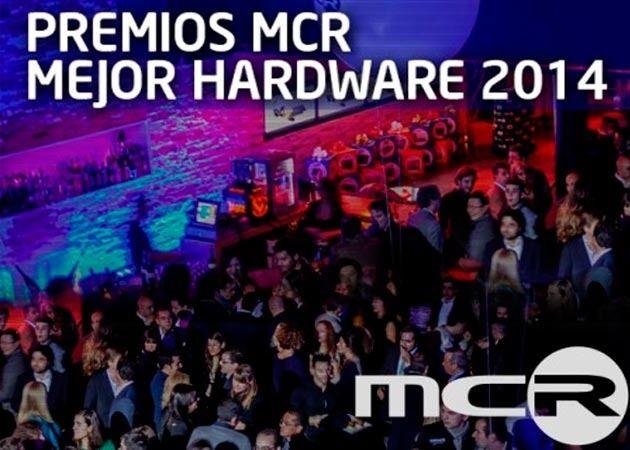 ¡Vota al mejor hardware del año y gana una entrada para los Premios MCR 2014!