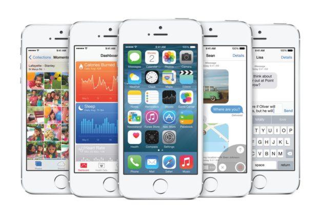 rendimiento de iOS 8.1.1