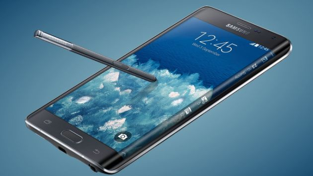 rendimiento del Galaxy Note Edge