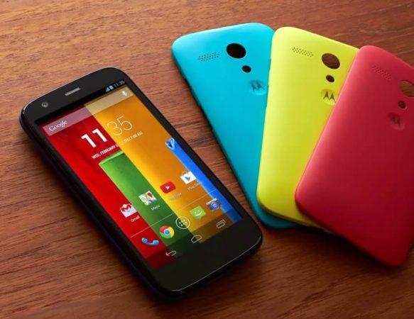 smartphone de Motorola