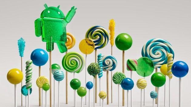 Android 5.0 Lollipop tiene