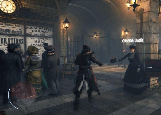 Assassin's Creed Victory, ambientando en el Londres victoriano