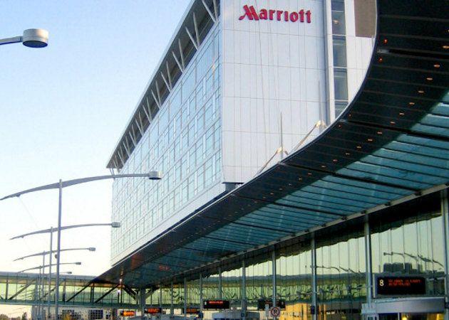 Cadena de hoteles Marriott, una de las que han ido boicoteando las redes Wi-Fi particulares