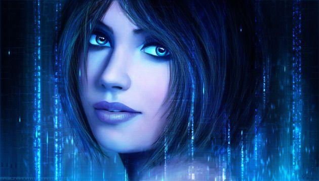 Cortana funcionando en Windows 10