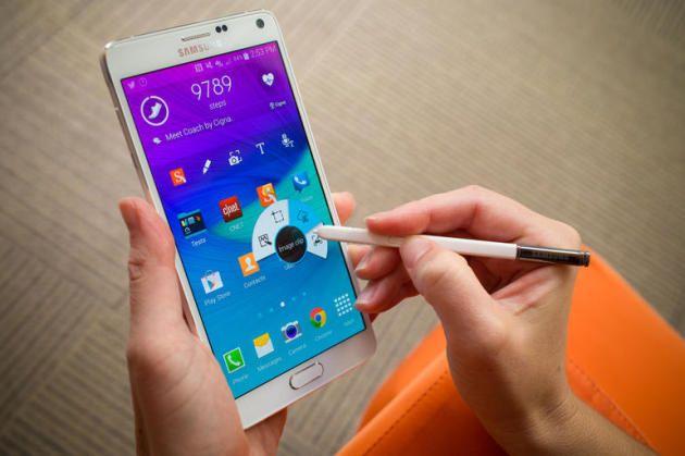 Galaxy Note 4 con Snapdragon 810