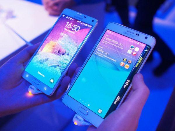 Galaxy Note 4 y Note Edge