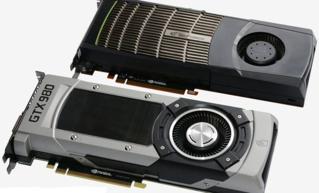 Cinco generaciones de GeForce GTX puestas a prueba