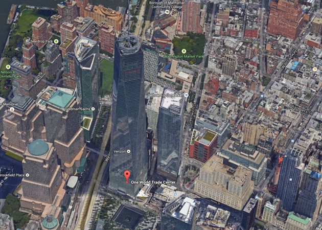 Nuevos modelos 3D en Google Maps con gran detalle