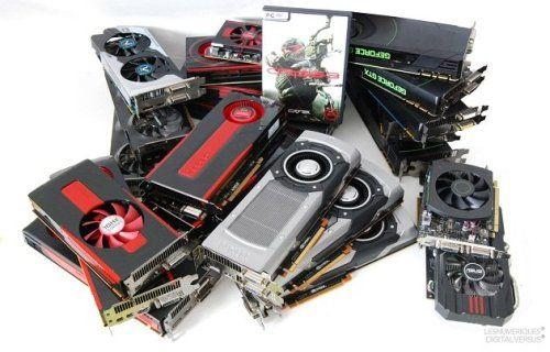 Guía de compras navideñas: tarjetas gráficas AMD y NVIDIA