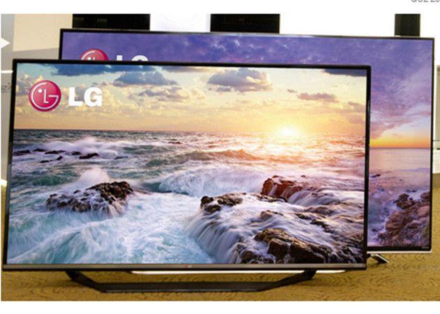 LG anuncia nueva línea de televisores 4K para el CES