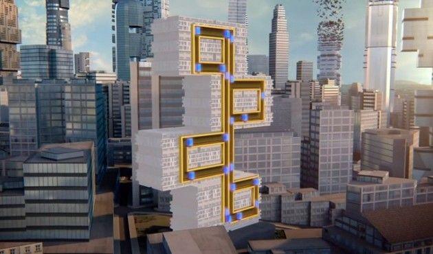 Los ascensores sin cables