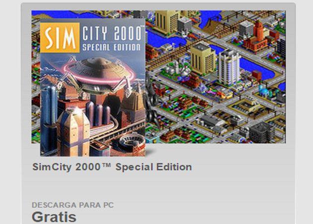 SimCity 2000 gratis total