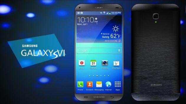 Supuesto Galaxy S6