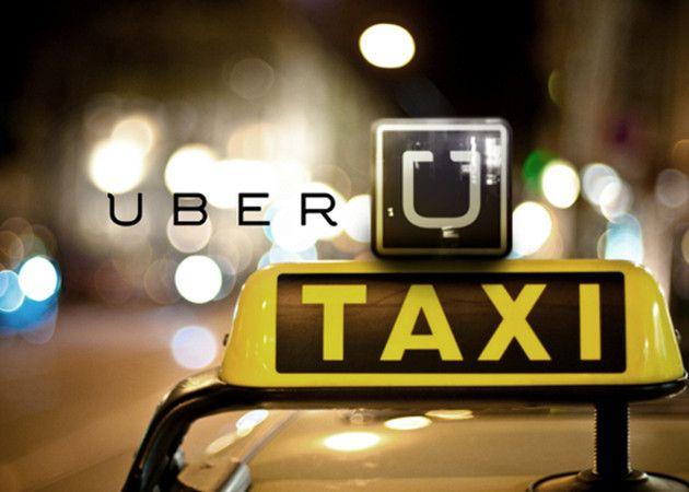 Uber suspende su actividad en España