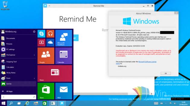 de Windows 10 anterior