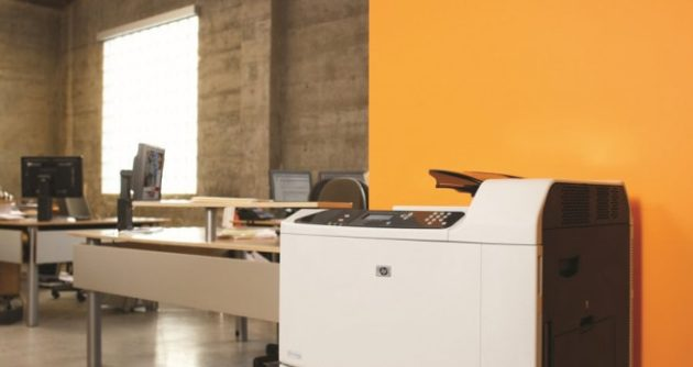 puntos vulnerables de una impresora