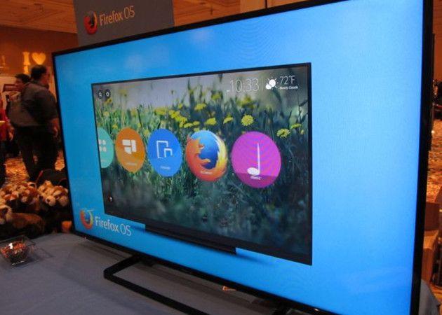 televisores 4K con Firefox OS