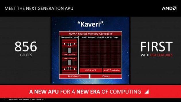 AMD A8-7650K, nueva APU Kaveri a buen precio