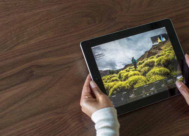 Adobe Lightroom Mobile llega a Android