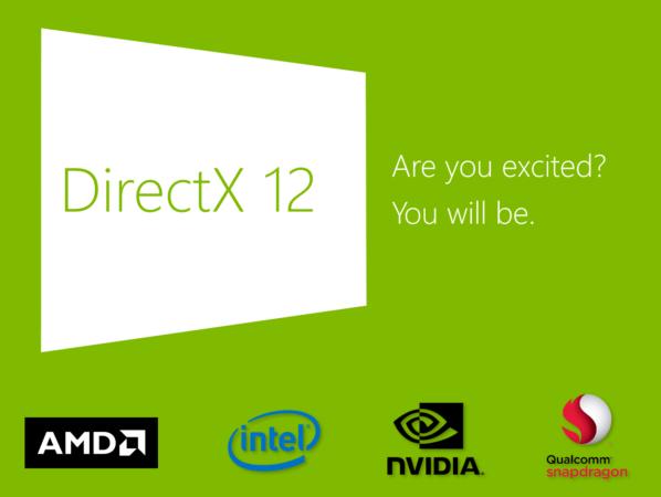 DirectX 12 no nos obligará a actualizar nuestra tarjeta gráfica