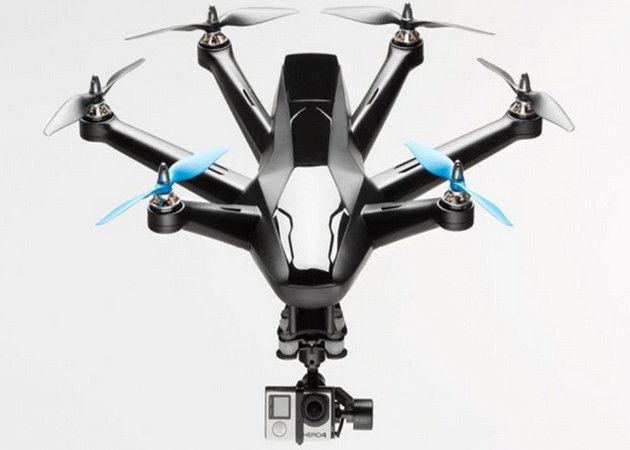 Drones en el CES