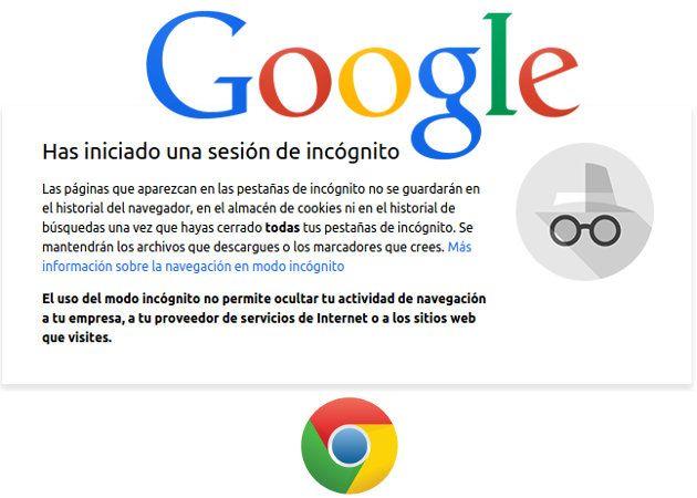 Google registra una patente que permitirá la activación automática de la navegación privada en Google Chrome