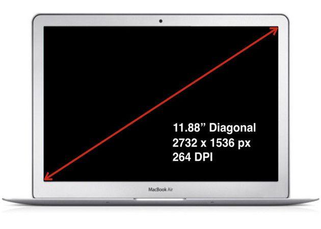 MacBook Air 12 en producción masiva