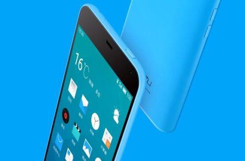 Meizu M1 presentado de forma oficial, un android a buen precio