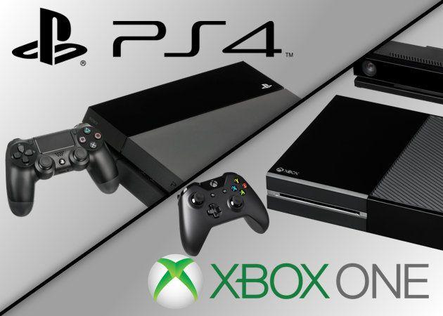 PlayStation 4 y Xbox One, éxitos comerciales, discretos catálogos de juegos