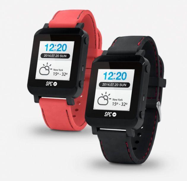 Fit Pro y Smartee Watch, los wearables de SPC